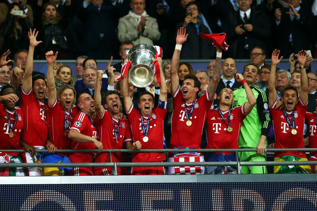 Bayern Munich vs. Borussia Dortmund, 2013 Champions League Final: Robben is  the hero - Bavarian Football Works