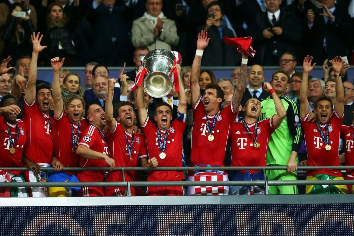 Bayern Munich vs. Borussia Dortmund, 2013 Champions League Final: Robben is  the hero - Bavarian Football Works