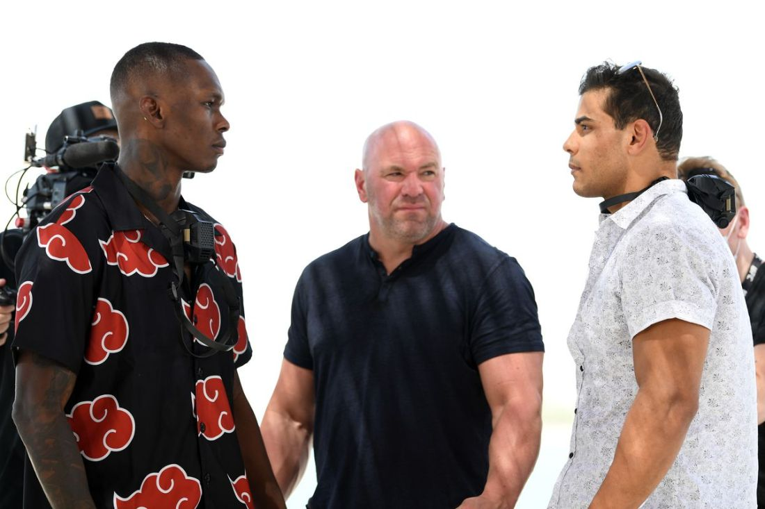 UFC 253 live blog: Israel Adesanya vs. Paulo Costa - MMA Fighting