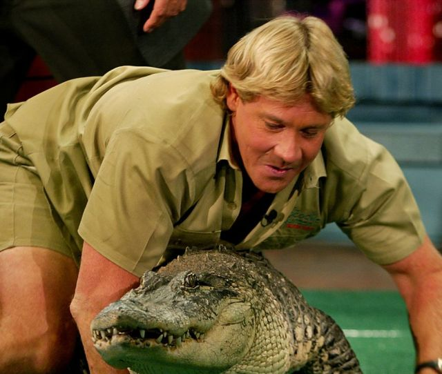 Crocodile Hunter Steve Irwins Mission Was To Save Wildlife He