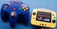 A modder has made a Nintendo 64 that's smaller than the original's controller