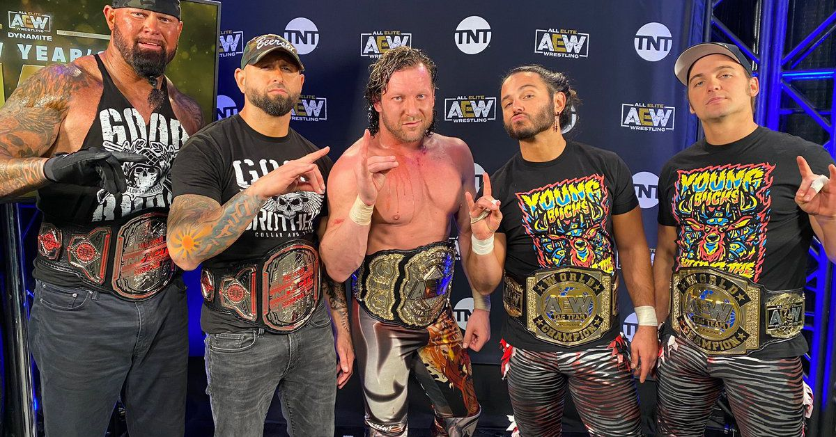 AEW Dynamite recap & reactions (Jan. 6, 2021): Bullet Club reunion