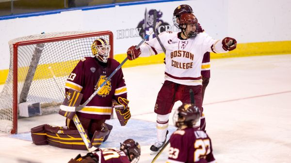 GOAL BY GOAL: Boston College Hockey Rides Hot Start To ...