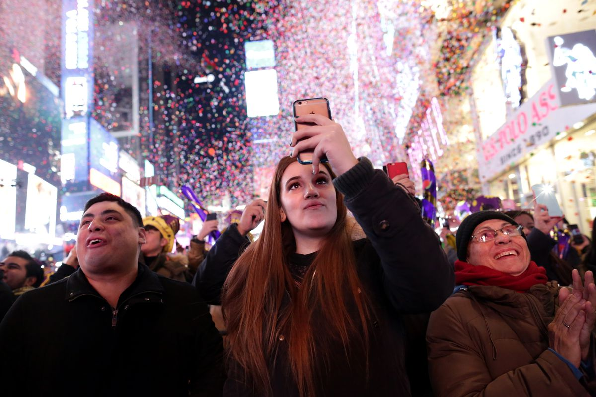 New Year s Eve in Times Square  street closures  times  and more     When is the New Year s Eve ball drop in Times Square