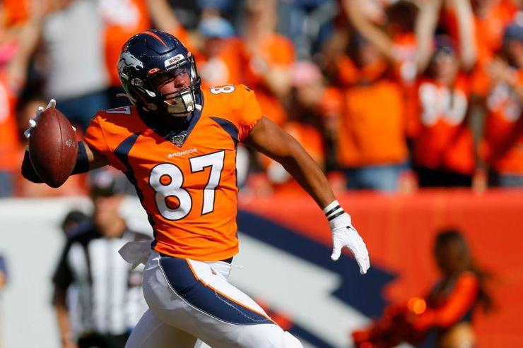 Denver Broncos roster review: Tight end Noah Fant - Mile High Report