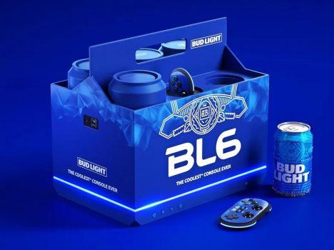 Bud Light Console