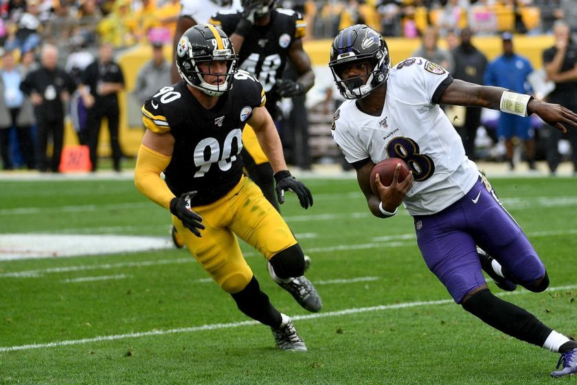 Pittsburgh Steelers vs Baltimore Ravens: A History of the Rivalry - Behind  the Steel Curtain