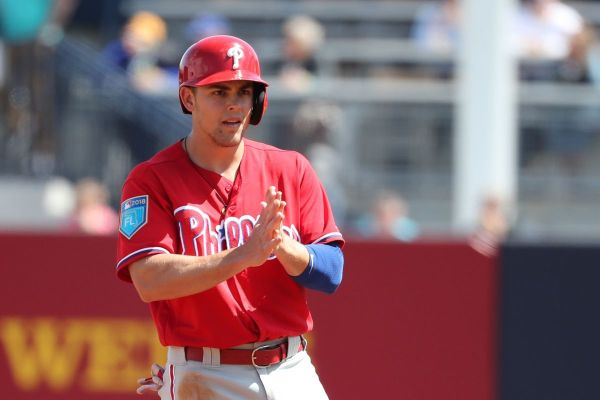 Scott Kingery will play a lot of different positions in ...