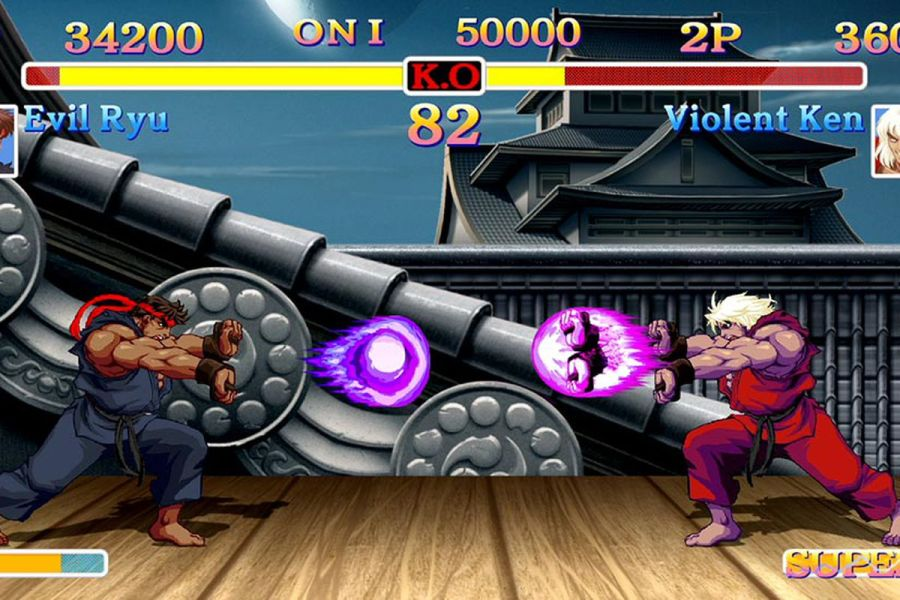 Fighting games on the Nintendo Switch will be a complicated affair     Ultra Street Fighter 2  The Final Challengers Capcom