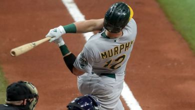 Oakland A's Game #23: Sean Murphy, Sean Manaea help A's overcome another botched replay review call in win over Tampa Bay Rays