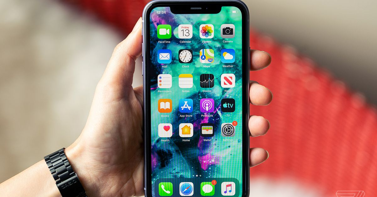 Apple opens free replacement program for iPhone 11 touch display modules