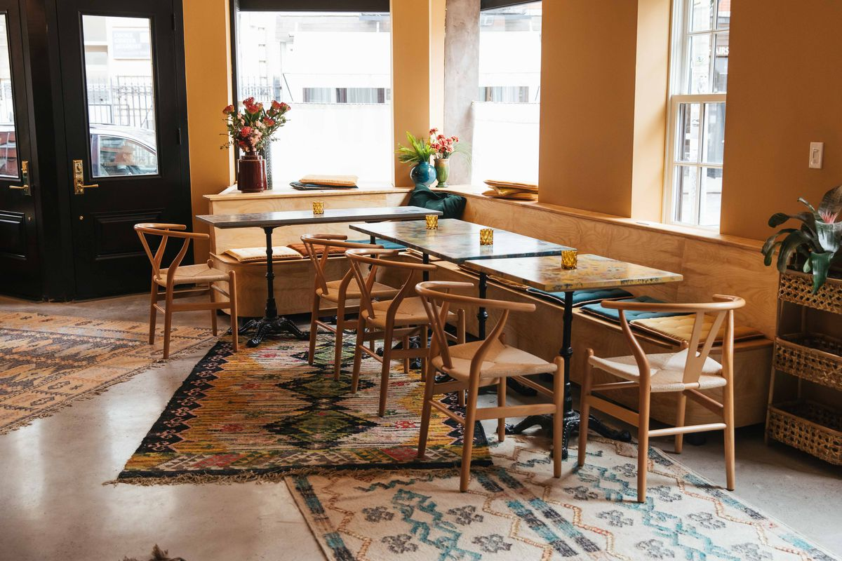 The Best Rugs For Your Dining Room Table Eater
