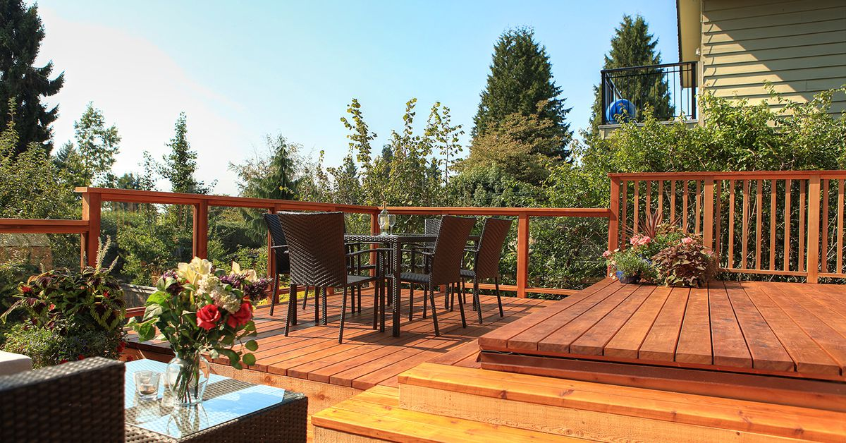 decking material composite wood