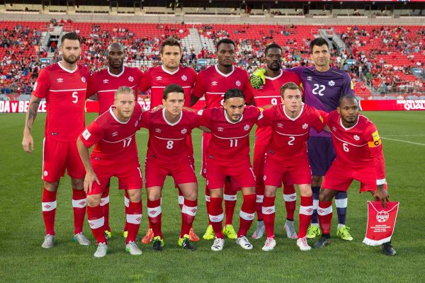 FIFA 16 Inclusion Big Marketing Step For Canadian Men's ...