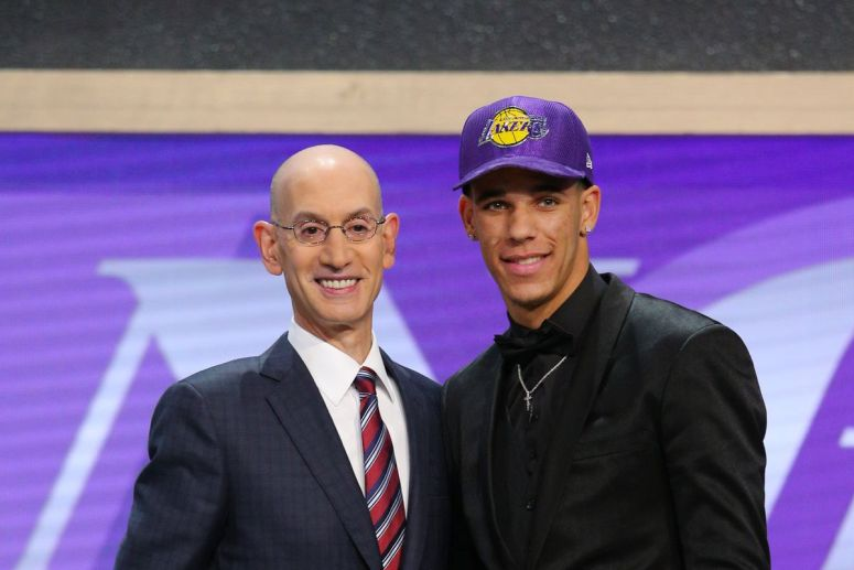 Last year lakers got Lonzo, who will they get this year