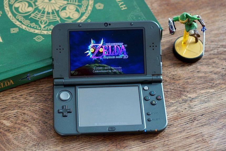 New Nintendo 3DS XL / Zelda