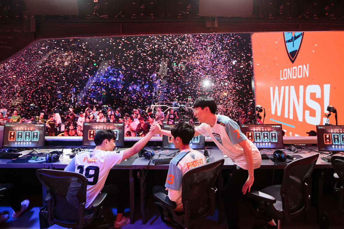 Twitch Will Reward Overwatch League Viewers With Exclusive