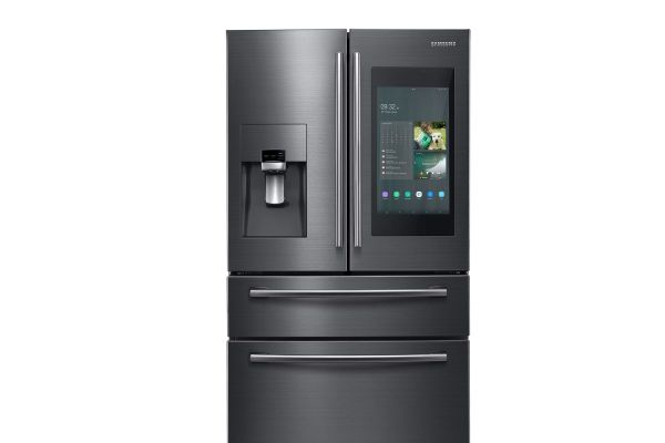 Samsung's new fridge will ping your phone if you leave the ...