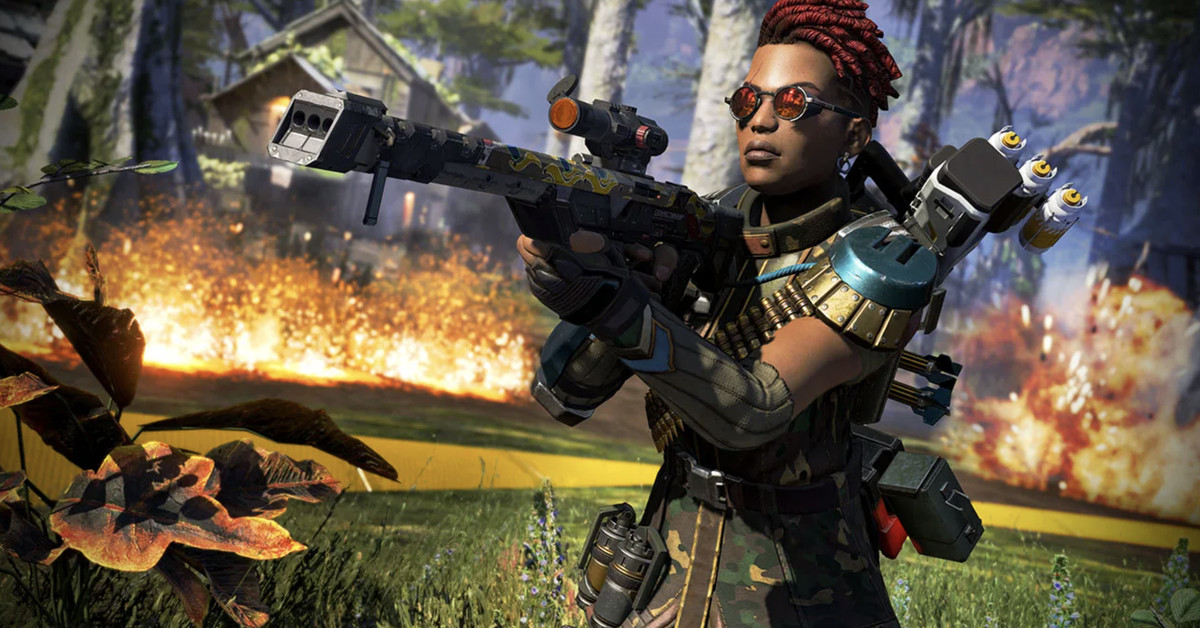 Apex Legends is out on the Switch, but it's missing a key feature: cross-progression