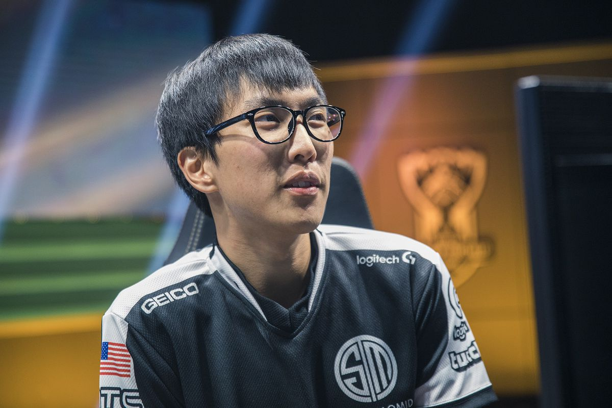 Doublelift Signs With Team Liquid: Last-place TL Makes
