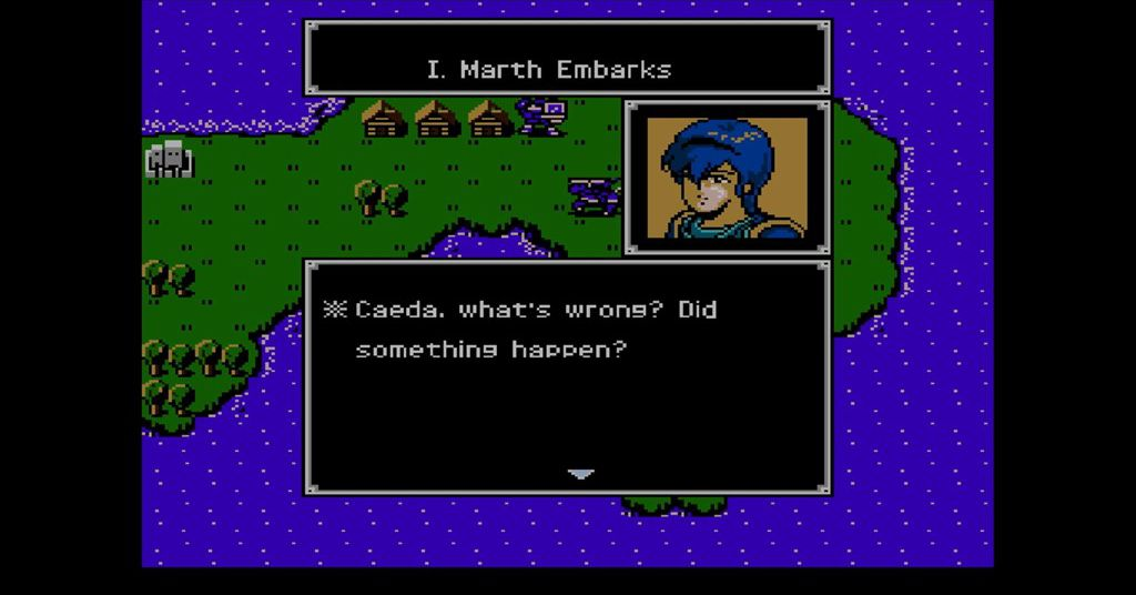 The original Fire Emblem is great, but Nintendo's retro strategy is confusing