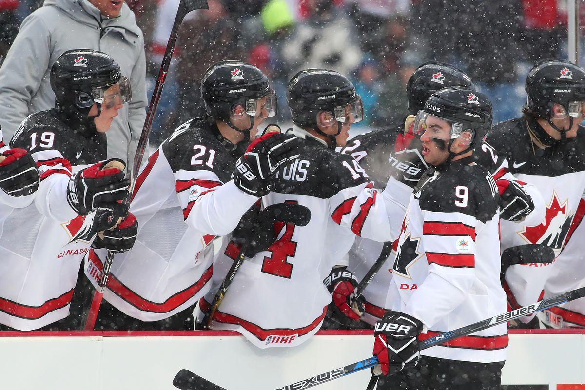 2018 World Junior Hockey Championship Schedule December