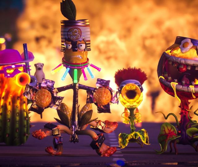 Plants Vs Zombies Garden Warfare  Is A Deceptively Simple Shooter But That Doesnt Mean Its Simplistic Instead Popcap Games Pits Its Flora Against