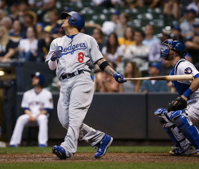 Series Preview Milwaukee Brewers Los Angeles Dodgers