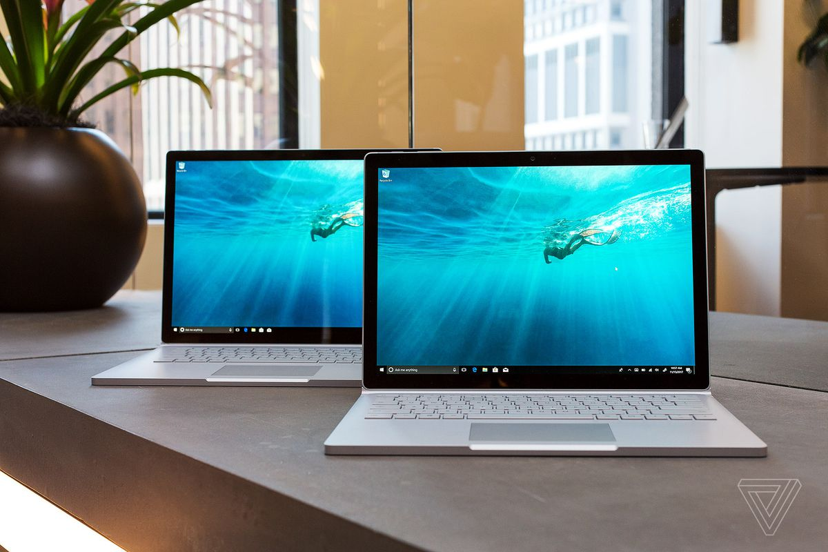 Microsoft S Latest Surface Book 2 Update Fixes Its Dreaded