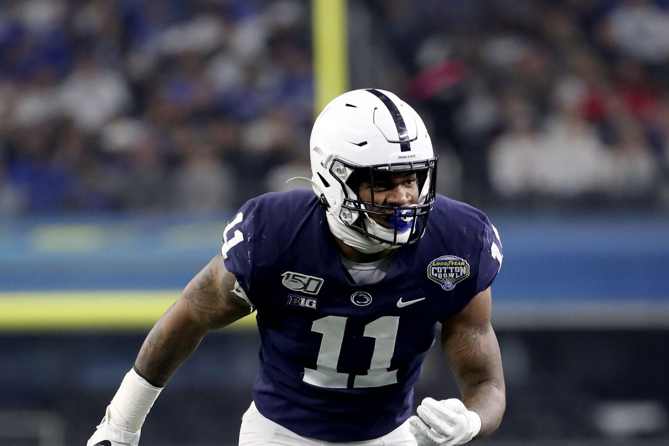 NCAA Football: Cotton Bowl Classic-Memphis vs Penn State
