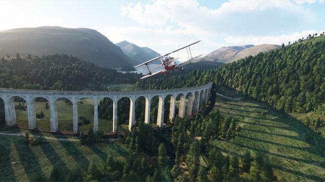 msfs_UK.0 Microsoft Flight Simulator updates the United Kingdom and Ireland today | Polygon