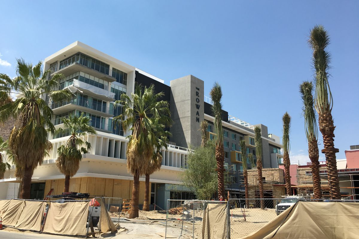 What To Know About Palm Springs New Kimpton Hotel Project