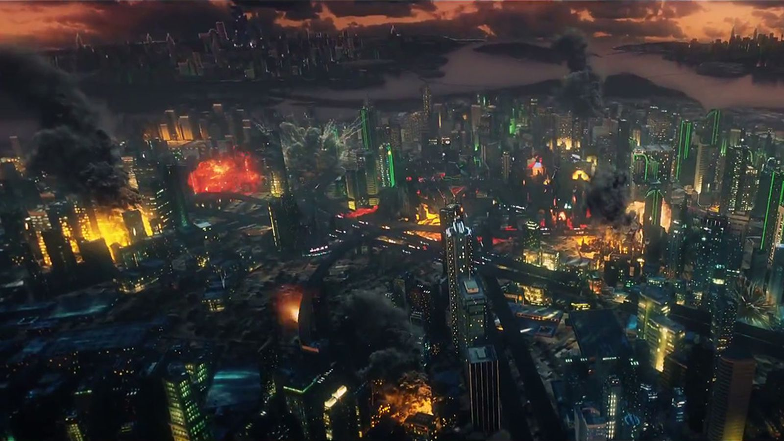 New Crackdown Heading To Xbox One Polygon