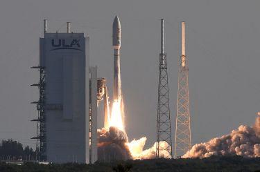 Amazon buys nine ULA rocket launches for its space internet satellites