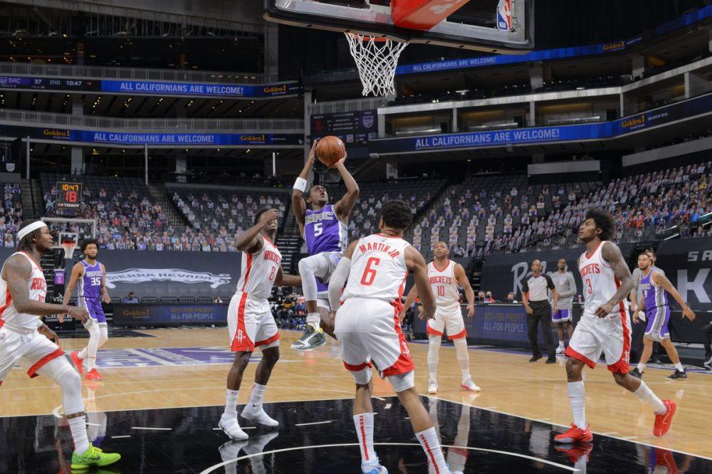 Sacramento vs. Houston final score: Kings blow open game in second quarter  in 125-105 win - Sactown Royalty