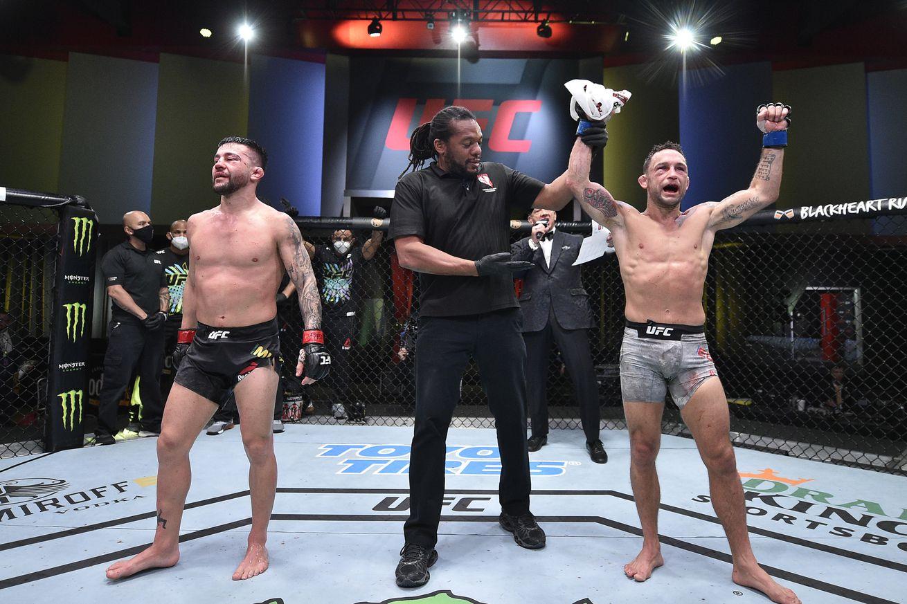 UFC Fight Night: Munhoz v Edgar