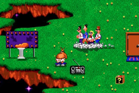 Image result for ToeJam & Earl