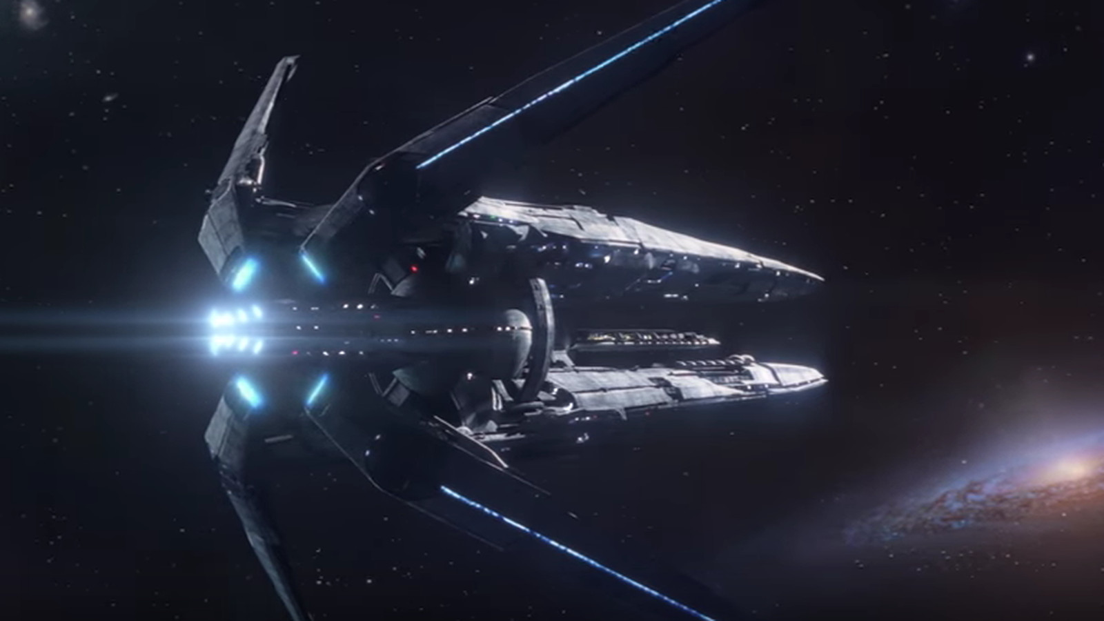 See Mass Effect Andromeda S New Teaser Trailer