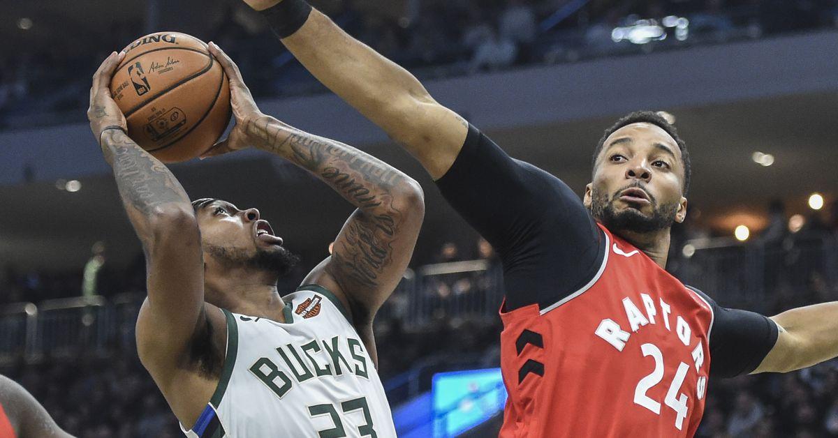 Toronto Raptors Vs Milwaukee Bucks Game Thread Updates