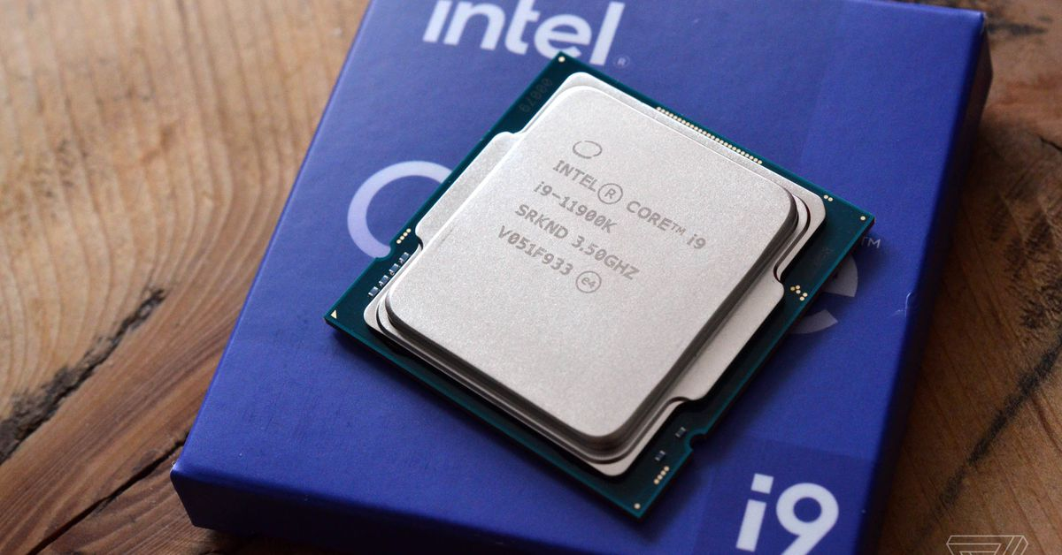 Intel Core i9-11900K review: a boost to Microsoft Flight Simulator