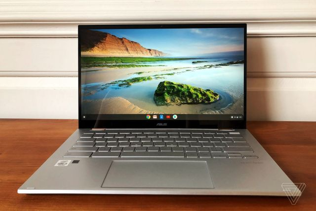 Лучший Chromebook 2020 года: Asus Chromebook Flip C436
