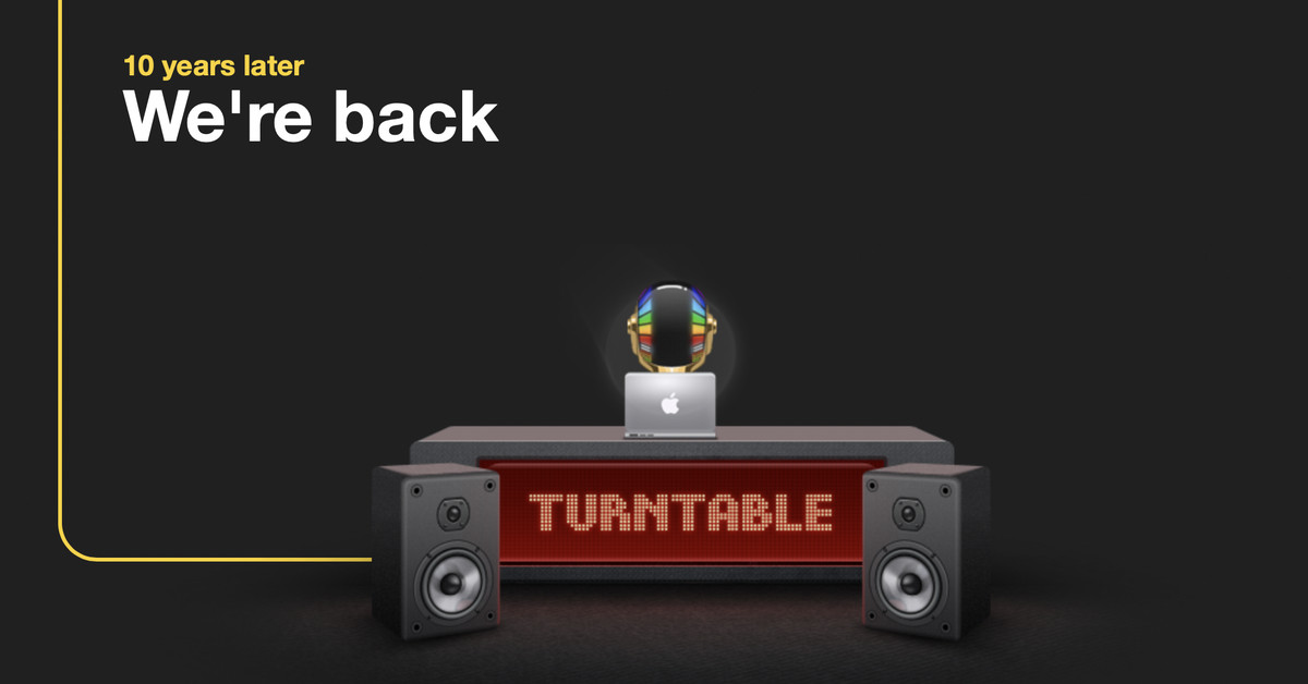 Turntable.fm is back from the dead — and now there are two