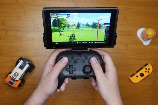 The Fixture S1 Nintendo Switch accessory