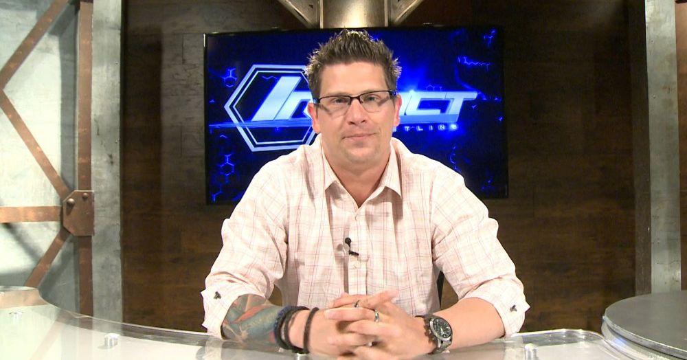 Say goodbye to Josh Mathews, say hello to Impact's new announce team