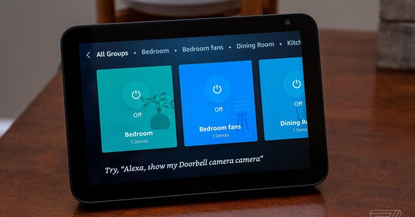 Amazon's Echo Show 8 smart display is over 40 percent off at several retailers