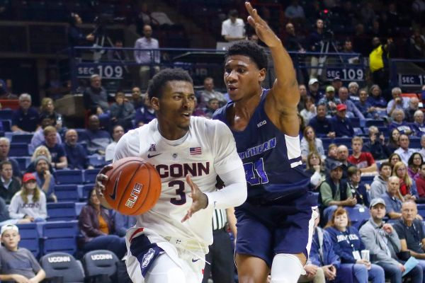 Takeaways From UConn Men's Basketball Exhibition Rout of ...