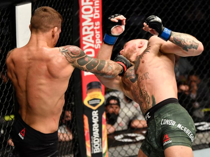 It was at this moment, Conor McGregor realised he shouldn't have sold his Proper Twelve shares | UFC 264