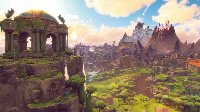 Playing Immortals Fenyx Rising: hands-on impressions - Polygon