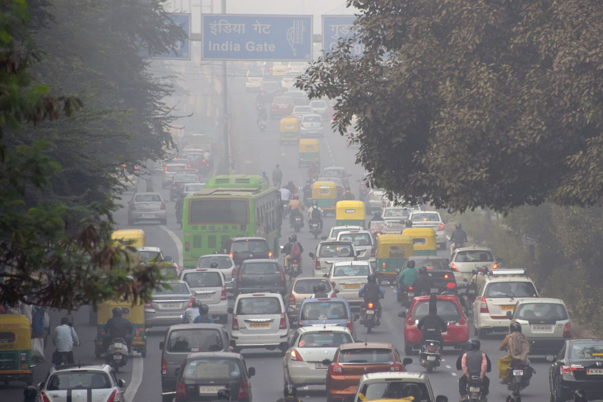 India S Pollution Levels Are Some Of The Highest In The
