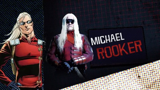 Michael Rooker as Savant in The Suicide Squad